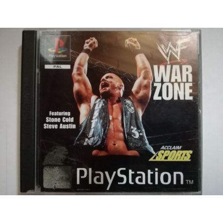 WWF Warzone PSX