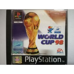 World Cup 98 PSX