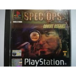 Spec Ops:Covert Assault PSX