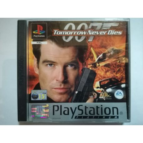 007 Tomorrow Never Dies PSX