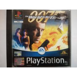007 The World Is Not Enough PSX