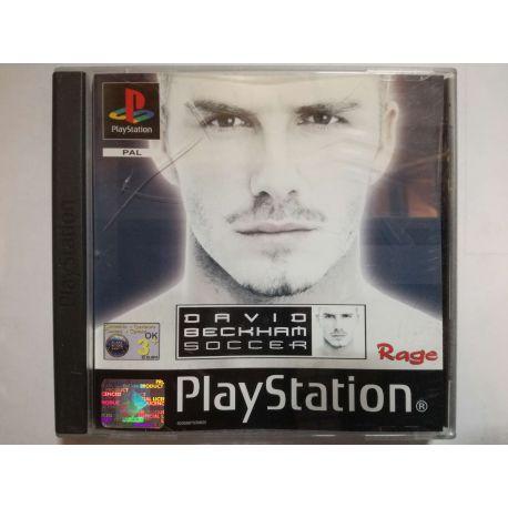 David Beckham Soccer PSX