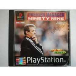 Premier Manager Ninety Nine PSX
