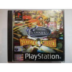 Pro Pinball Fantastic Journey PSX