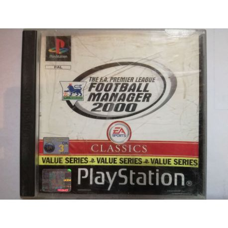 Football Manager 2000 PSX