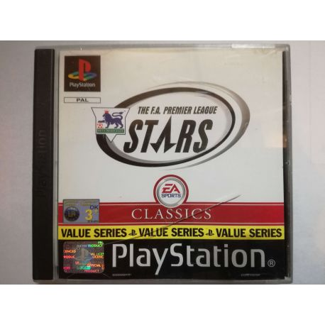 The F.A. Premier League STARS PSX