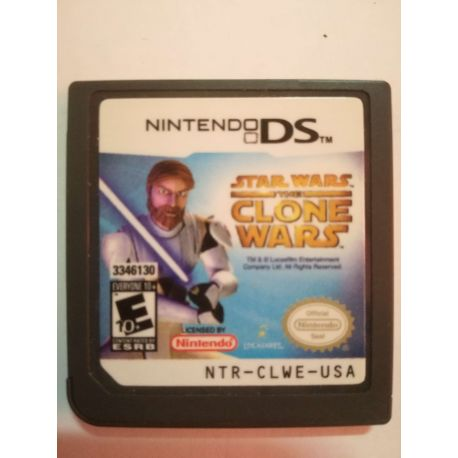 Star Wars Clone Wars Nintendo DS