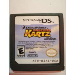 Super Star Kartz Nintendo DS