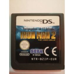 Iron Man 2 Nintendo DS