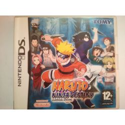 Naruto Ninja Destiny Nintendo DS