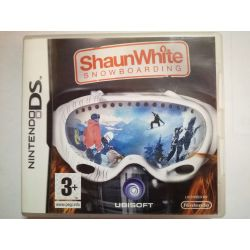 Shaun White Snowboarding Nintendo DS
