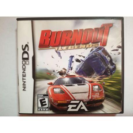 Burnout Legends Nintendo DS
