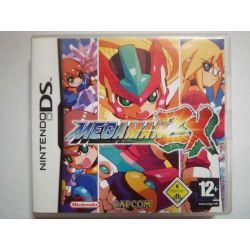 Megaman ZX Nintendo DS