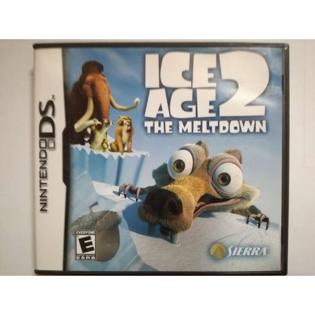 Ice Age 2 Nintendo DS