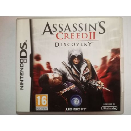 Assassins Creed´s Discovery Nintendo DS