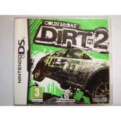 Colin McRAE Dirt 2 Nintendo DS