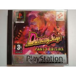 Dancing Stage Party Edition PSX
