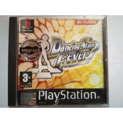 Dancing Stage Fever PSX