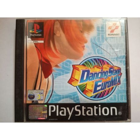 Dancing Stage Euromix PSX