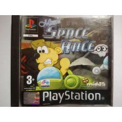 Miracle Space Race PSX
