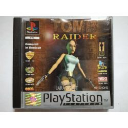 Tomb Raider Platinum PSX
