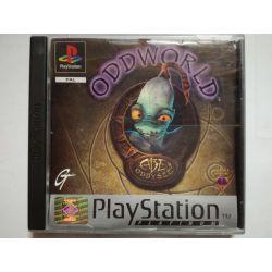Oddworld Abe´s Oddysee PSX DE