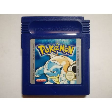 Pokémon Blue Gameboy