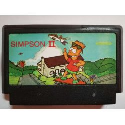 The Simpsons: Bart VS. The World Famicom