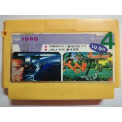 2in1Terminator 2, The Jungle Book Famicom