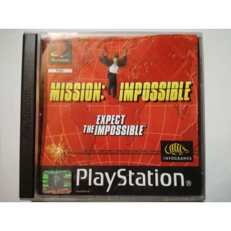 Mission Impossible PSX