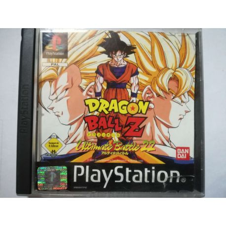 Dragon Ball Z Ultimate Batlle 22 PSX