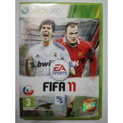 Fifa 11 cz Xbox 360