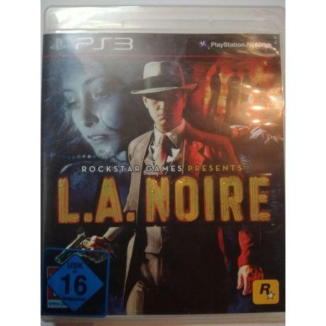 L.A.Noire PS3