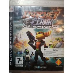 Ratchet & Clank: Tools of Destruction PS3