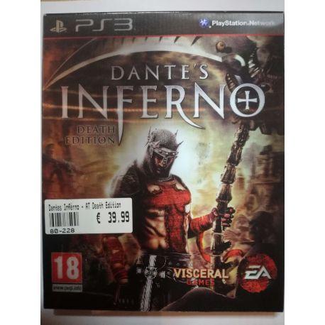 Dante´s Inferno PS3