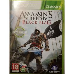 Assassins Creed IV Black Flag cz Xbox 360