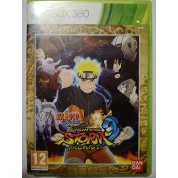 Naruto Shippuden Ultimate Ninja Storm 3 Fullburst Xbox 60