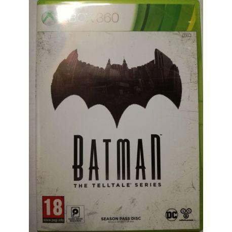 Batman The Telltale Series Xbox 360