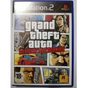 Grand Theft Auto Liberty City Stories PS2
