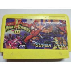 Power Rangers II Famicom