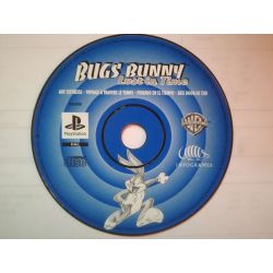 Bugs Bunny Lost in Time - pouze cd PSX