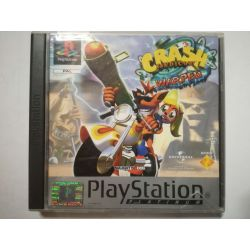 Crash Bandicoot 3: Warped PSX