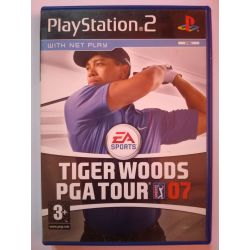 Tiger Woods PGA Tour 07 PS2