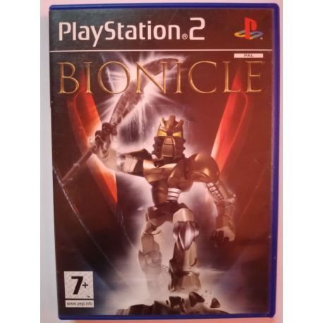 Bionicle PS2
