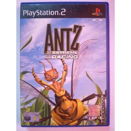 Antz Extreme Racing PS2