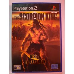 The Scorpion King Rise of the Akkadian PS2