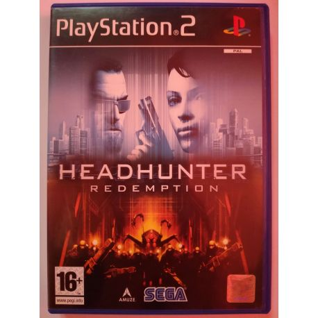 Headhunter Redemption PS2