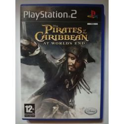 Pirates of the Caribbean At World´s End PS2