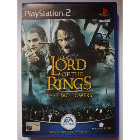 The Lord of the Rings The Two Towers PS2