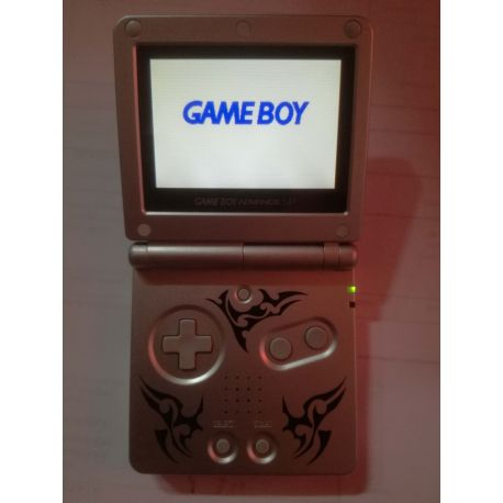 Gameboy Advance Sp AGS-101 s lepším lcd displejem